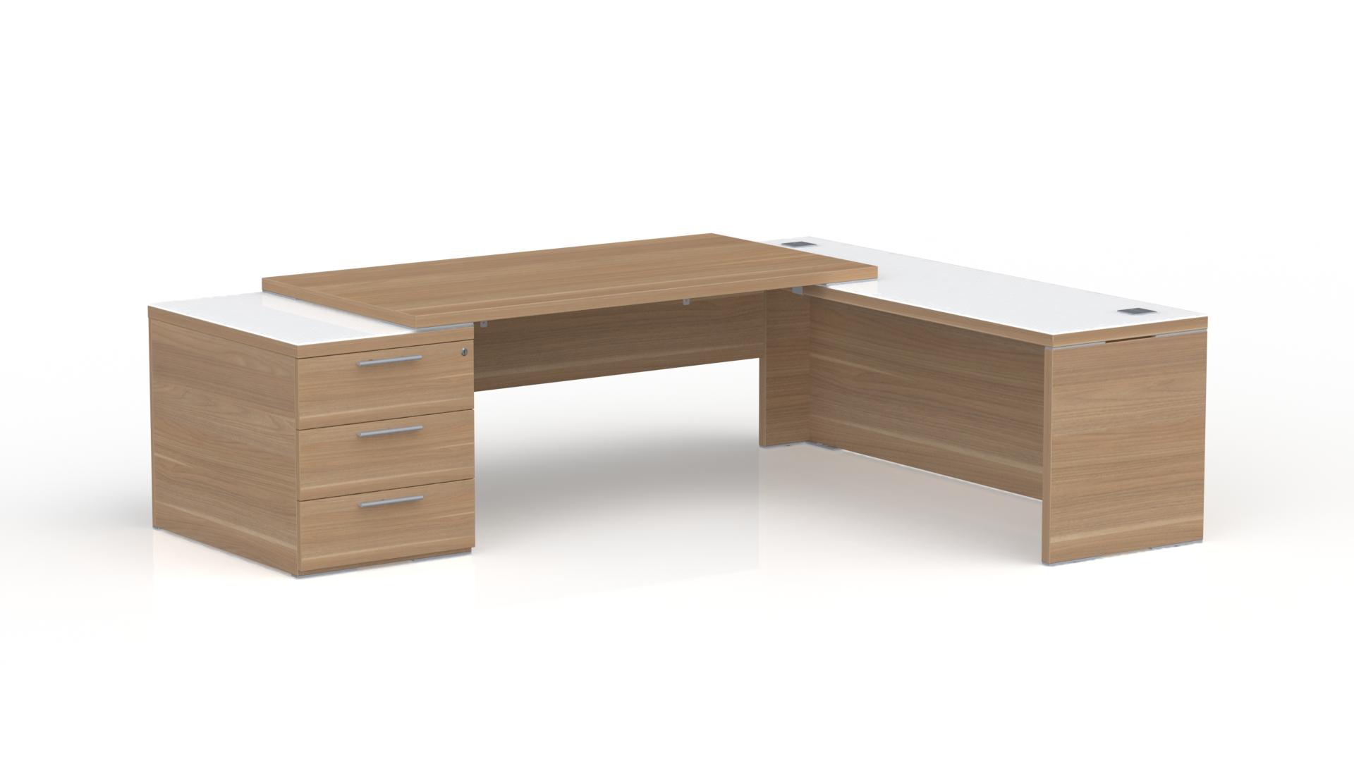 bureau direction kara l 250 x p 200 cm maxoffice32 mobilier de bureau am nagement salle. Black Bedroom Furniture Sets. Home Design Ideas